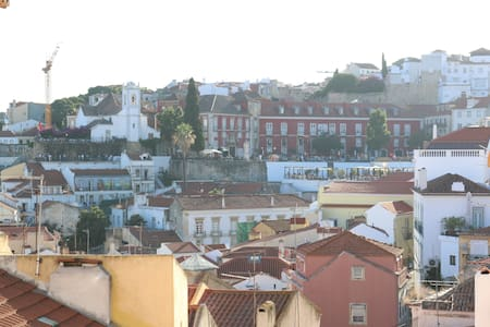 Alfama,for Lisbon Lovers! - Apartment