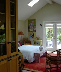 COASTSIDE GARDEN COTTAGE - Half Moon Bay - Andere