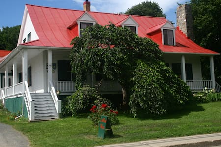 Exceptional holidays in Quebec ... - Saint-Jean-Port-Joli - Casa