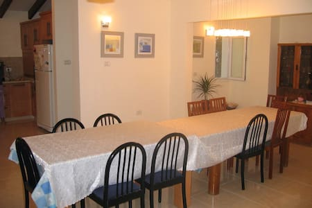 Cozy Private Room,Ramat-Magshimim,The Golan Height - 公寓
