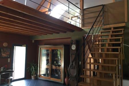 Chambre 2 dans villa tout confort - Rumah