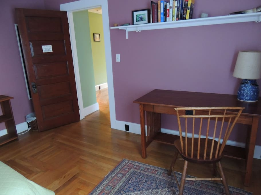 Quiet Bedroom Study Near Smith Houses For Rent In