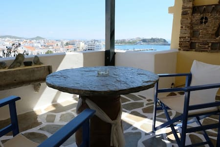 Superior Double Room in Tinos - Bed & Breakfast