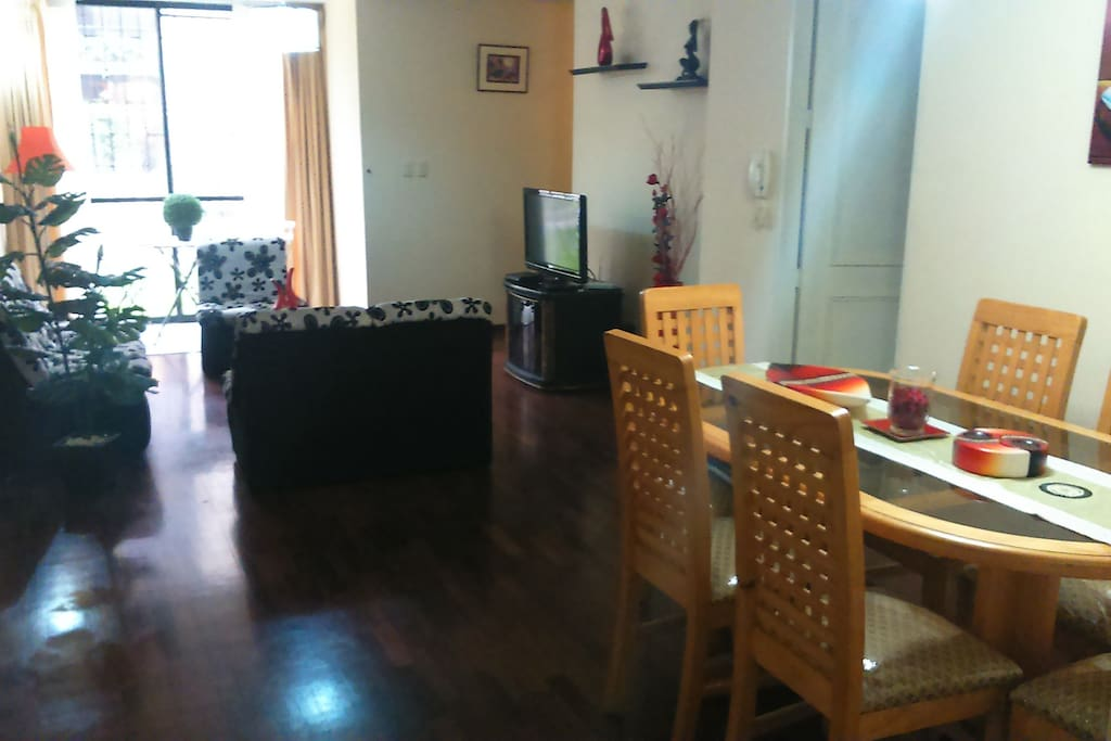 5-APT IN LIMA CLOSE TO THE BEACH CB