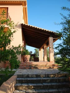 Villa Vageni. Holidays in nature. - Amaliada