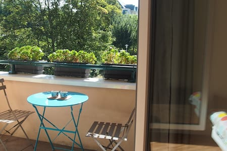 Quiet and bright studio - Chartres - Appartement