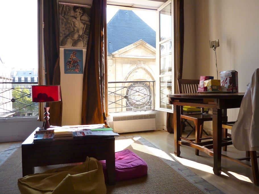 Living room thai coffee table