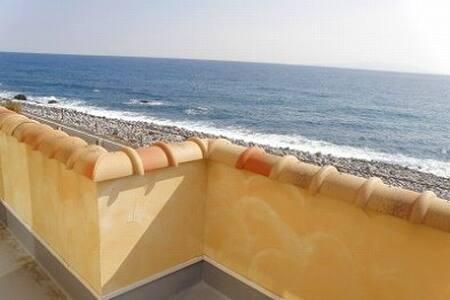 Izu ocean view(private coast,lawson 1min by foot) - Higashiizu