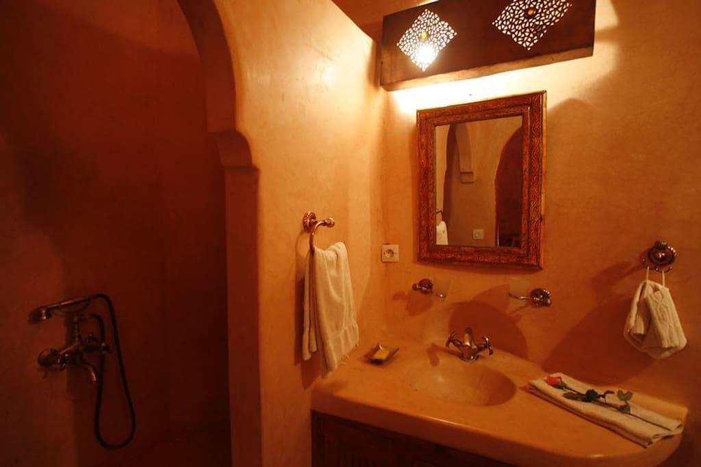 Riad  - Tessaout room