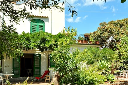 Gardenhouse on the beach app. n° 1 - Mazzeo - Wohnung