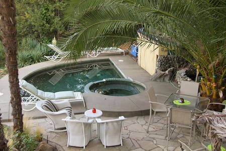 Alexander Valley Lodge Cabana suite - Geyserville