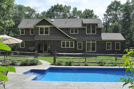 Hudson Vly New Country Home  w/pool