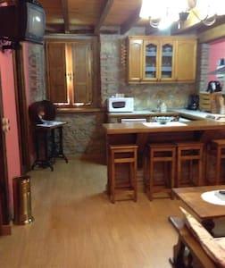 Apartamentos en Picos de Europa para 4 personas - Soto de la Ensertal - Condomínio