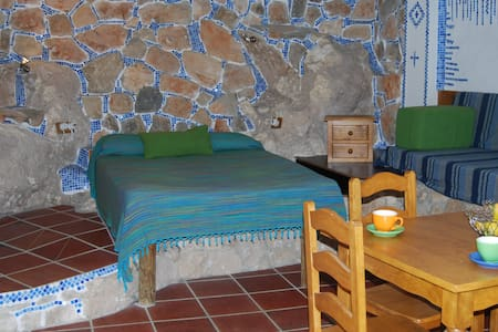 Apartamento estudio en la Huerta de Zagra - Zagra - Appartement