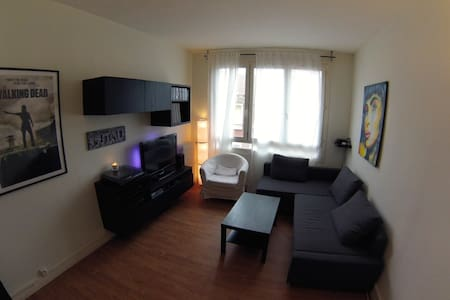 Nice appartment, 2 rooms, 50m2.  - Issy-les-Moulineaux