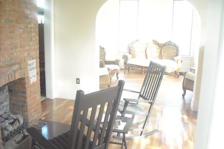 The  Gilded Age Inn - Whole House - Elmira - Haus