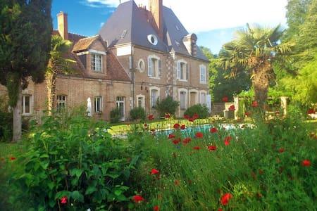 Chateau Le Brun - Brinon-sur-Sauldre - Villa