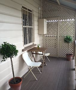 Centrally located historic house - South Brisbane
