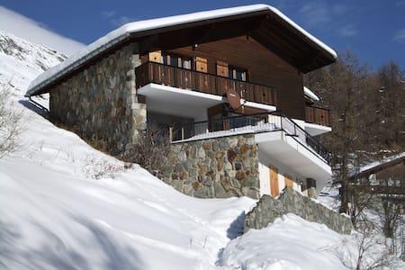 Quiet mountain retreat in the Swiss Alps - Wiler (Lötschen)