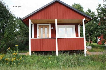 Stuga för 3-4 pers. nära Lönneberga - 57794 Lönneberga - Chalet