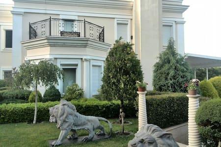 Istanbul Luxury Family Villa 5+2 - Zekeriyaköy Köyü - Villa
