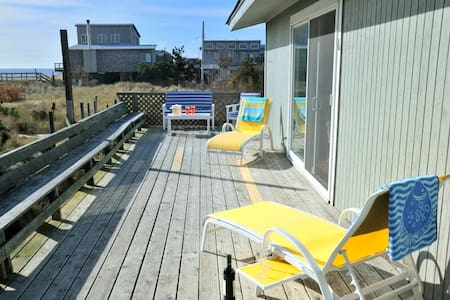 3BR Fire Island Ocean View Beach House - Casa