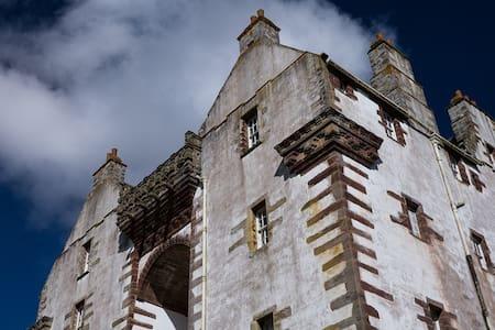 Craigston Castle - Castle