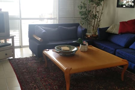 Beautiful Apartment for family, couples -  TLV - Tel Aviv-Yafo - Apartemen