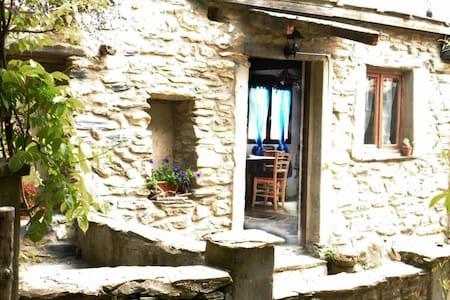 Casa in pietra in antica borgata - Casa