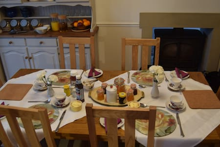 Briardale b and b in lazonby - Lazonby - Bed & Breakfast
