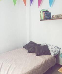 Habitación acogedora céntrica - Appartement