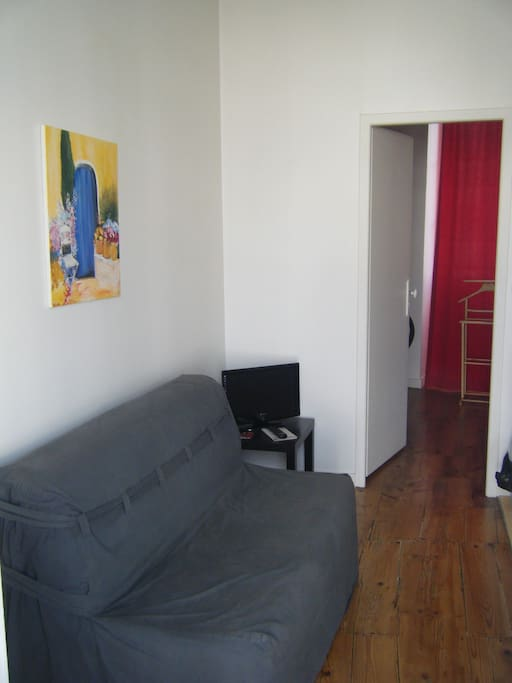 2-ROOM APARTMENT CITY CENTER PAU