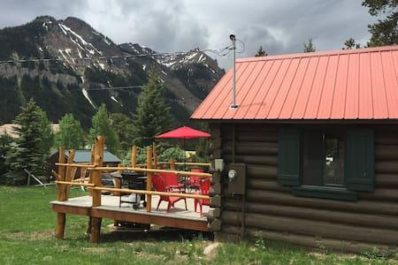 Mountain View Cabin - Cooke City-Silver Gate - Cabaña
