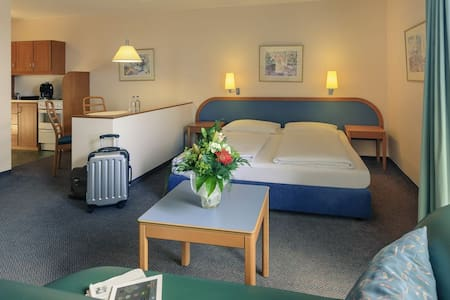 Apartment#5 near Frankfurt Airport - Hus