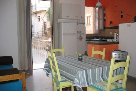APPARTEMENT SICILE AUTHENTIQUE - Wohnung