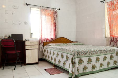 Your quiet two bed  house in Mumbai - Mumbai - Wohnung
