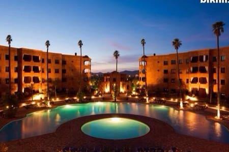 Superbe penthouse 100m2 palmeraie - Marrakech - Daire