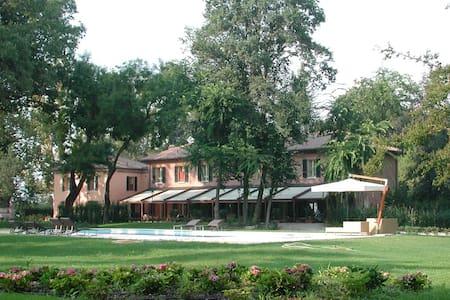 Villa storica con parco secolare - Ferrare
