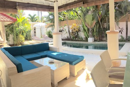 Romantic  private villa for rent