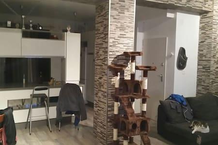 Habitación en piso céntrico motril - Lejlighed