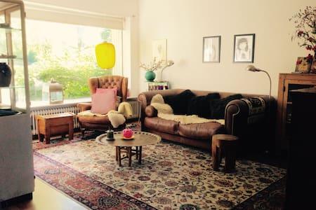 Spacious comfy home near beach/city - Bergen