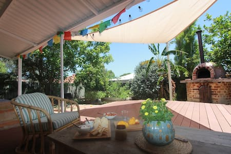 Sunny space close to Fremantle - Hilton