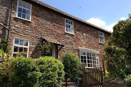 Stunning Traditional Cottage - BATCH COTTAGE - Bristol - Casa