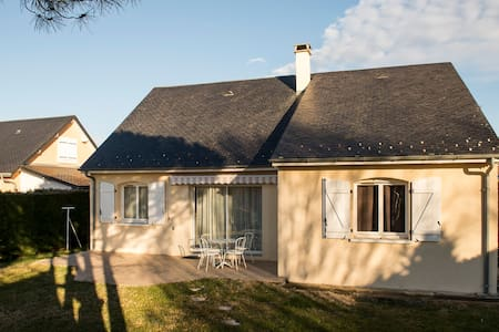 Maison avec vue sur les pyrénées - House