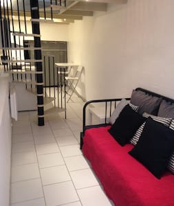 Independent duplex Cannes centre