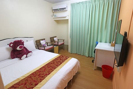 台中逢甲-59E Double Room Fengjia - Xitun District - Bed & Breakfast