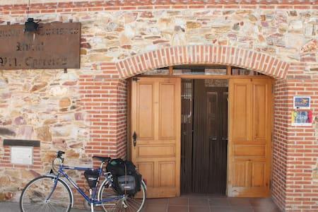 H0TEL RURAL VII CARRERAS - San Pedro de Rozados - Haus