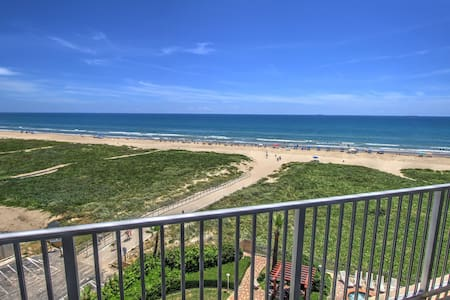 Yes this is really your ocean view. - South Padre Island - Departamento