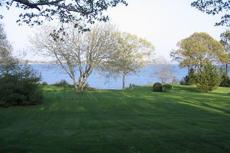 Beautiful Bayfront Home - New Suffolk