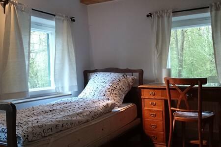 Schönes, gemütliches Zimmer